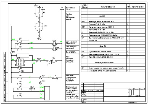 electrotechnic_CAD